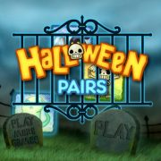 Halloween Pairs flash game