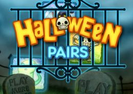 Halloween Pairs flash game