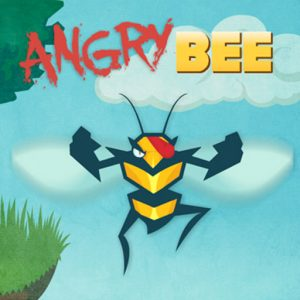 Angry Bee flash game