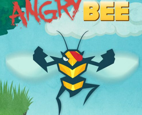 Angry Bee flash game