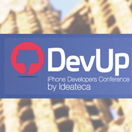 Dev Up event at Barcelona