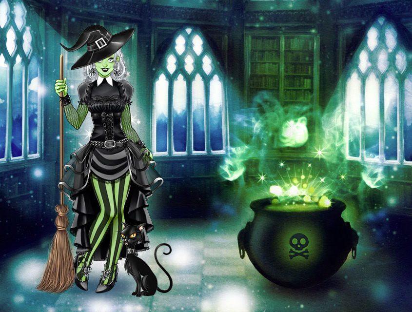 Mega Makeover Halloween