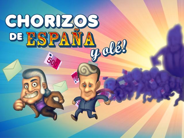 Chorizos de España mobile game