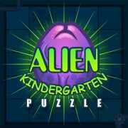 Alien Kindergarten Puzzle html5 game license