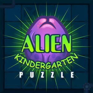 Alien Kindergarten Puzzle html5 game license
