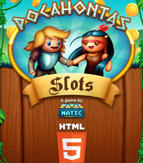 Pocahontas Slots HTML5 game available for license