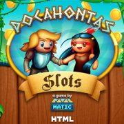 Pocahontas slots html5 game