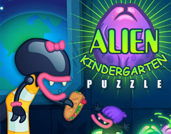 HTML5 game license Alien Kindergarten