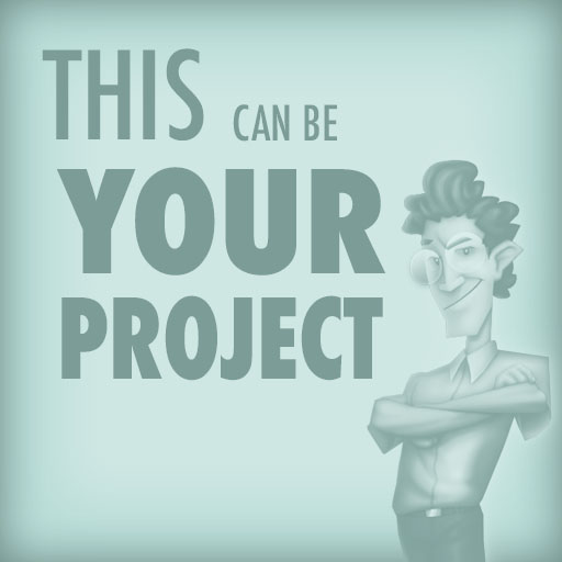 Your game can be our next project