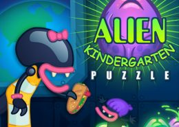 Buy HTML5 games - Alien Kindergarten