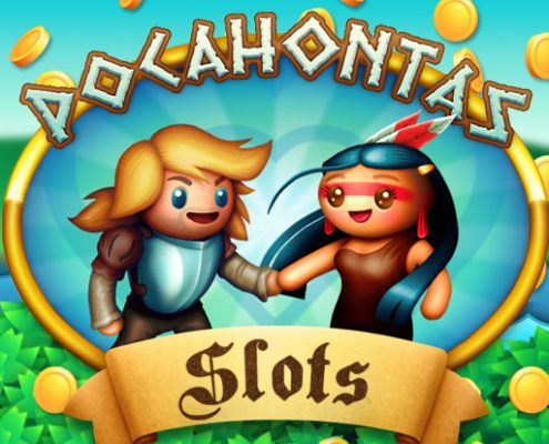 Buy HTML5 games - Pocahontas Slots