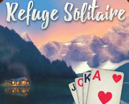 Buy HTML5 games - Refuge Solitaire