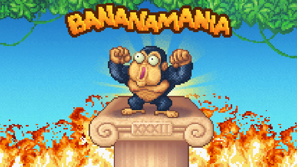Buy HTML5 game Bananamania