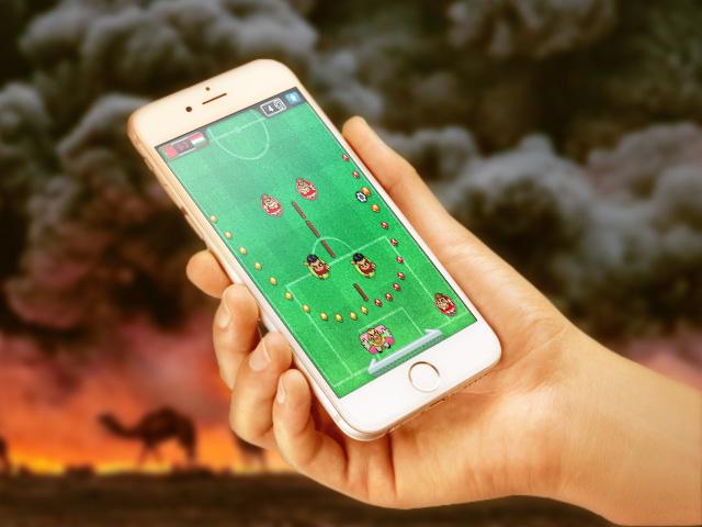 Footchinko Euro '16 on iOS