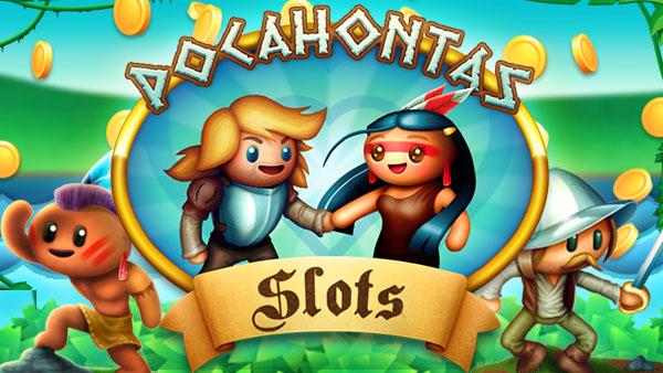 Buy HTML5 game Pocahontas Slots