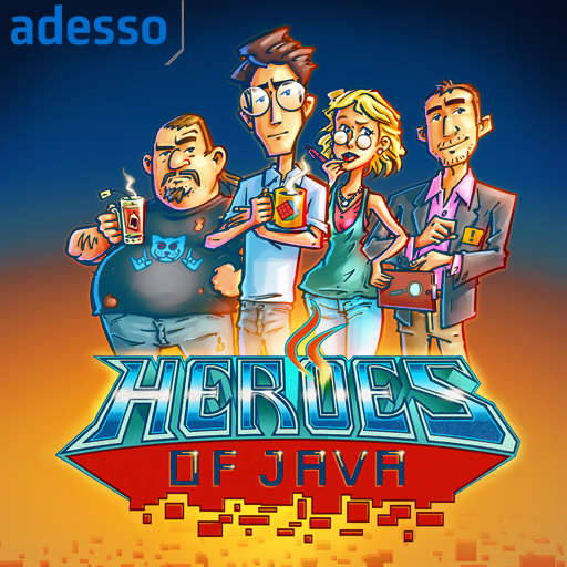 adesso advergame heroes of java