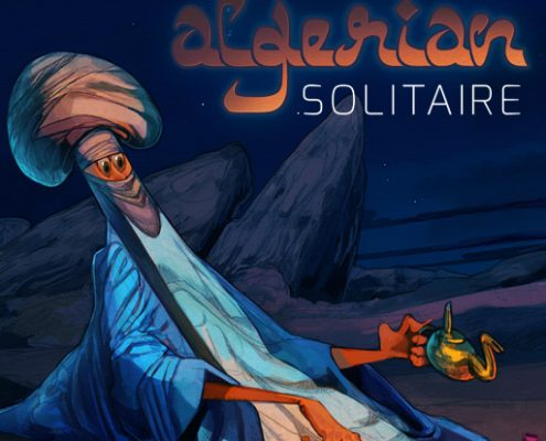 Buy HTML5 games - Algerian Solitaire