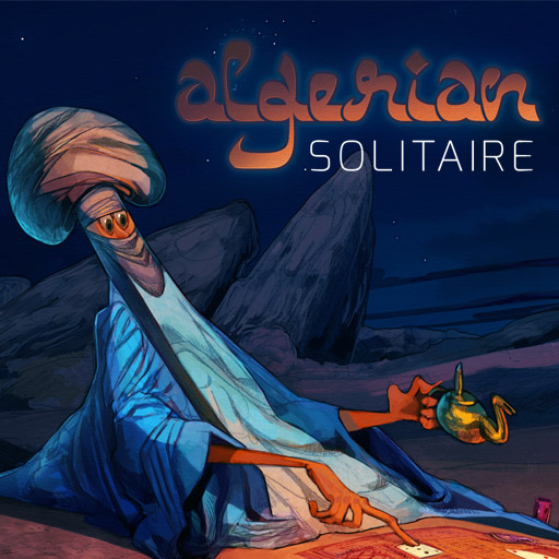 algerian solitaire html5 card game