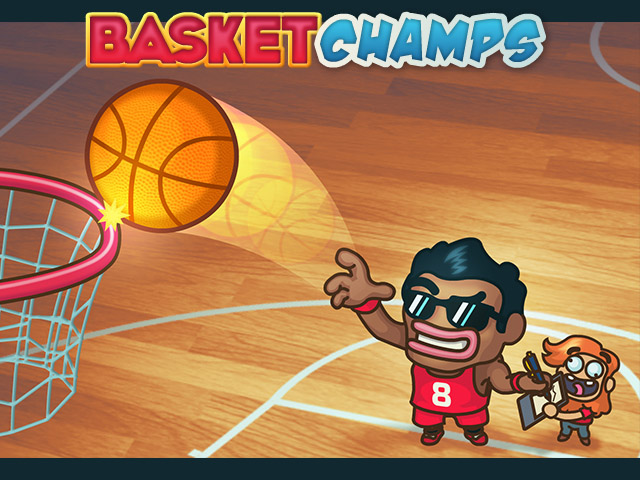 Basket Champs - Basketball games HTML5 license