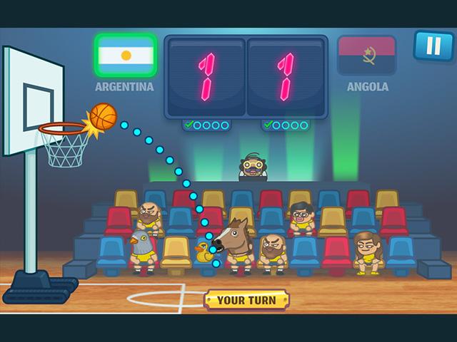 Basket Champs - Basketball games HTML5 license