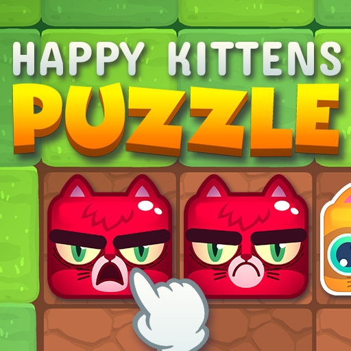 Buy HTML5 games - Happy Kittens Puzzle