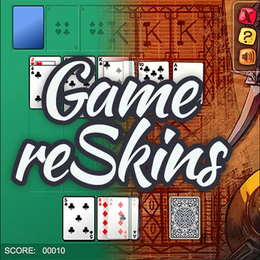 Game reskinning