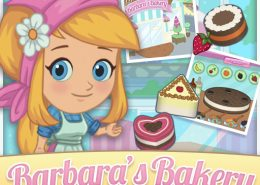 Barbara's Bakery cooking game