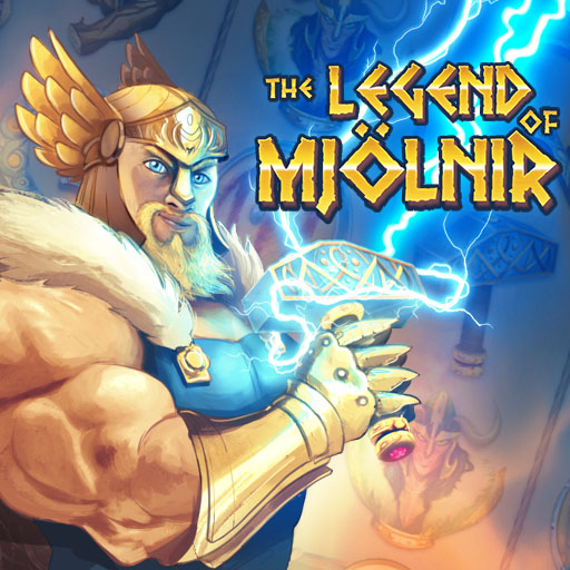 The Legend of Mjölnir slots