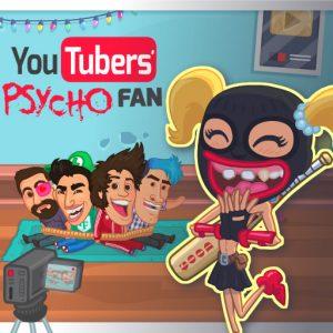 Youtuber's Psycho Fan HTML5 game