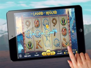html5 game slots