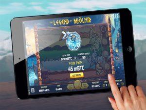 HTML5 game slots casino