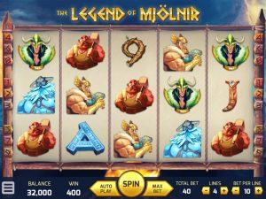 HTML5 slots game