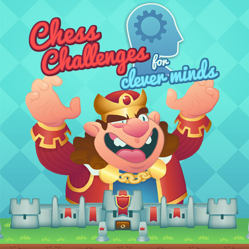 chess challenges for clever minds - chess puzzles html5 game