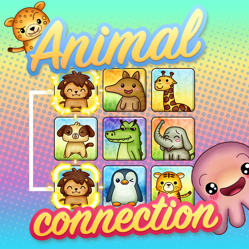 Animal Connection Licensable HTML5 game
