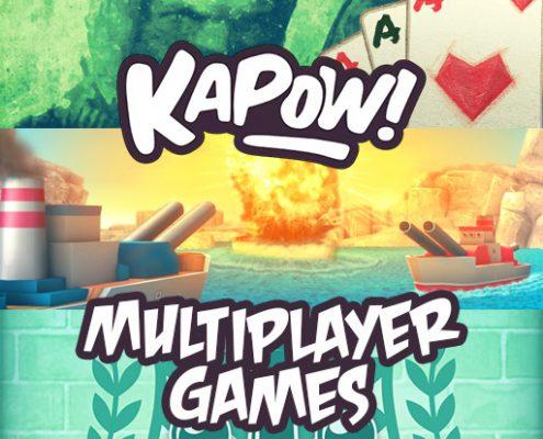 html5 multiplayer games kapow