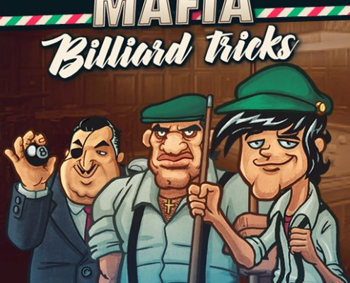 Mafia Billiard Tricks - HTML5 game