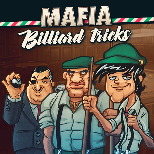 Mafia Billiard Tricks - HTML5 game