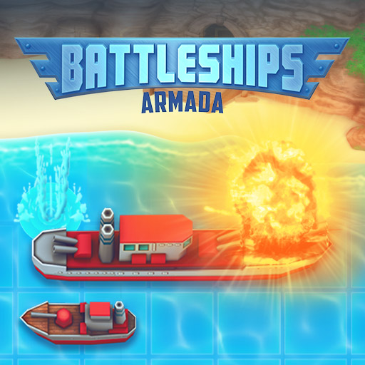 Battleships Armada HTML5 game