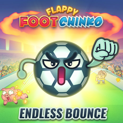 Foot Chinko: Endless Bounce